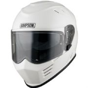 Simpson Venom Ghost White